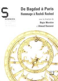 De Bagdad à Paris : hommage à Roshdi Rashed