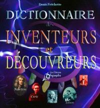 Dictionnaire des inventeurs et découvreurs