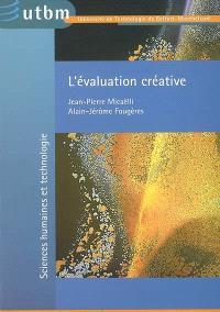L'évaluation créative