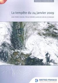 La tempête du 24 janvier 2009