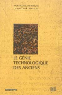 Le génie technologique des Anciens