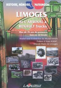 Limoges de l'arsenal à Renault Trucks : plus de 75 ans de présence dans la vie locale