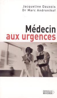 Médecin aux urgences