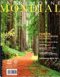 Patrimoine mondial. n° 61, Forêts du patrimoine mondial : les sites du patrimoine mondial et l'avenir des forêts