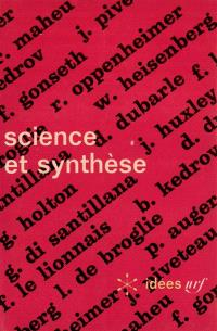 Science et Synthèse