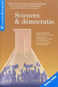 Sciences & démocratie : doculivre