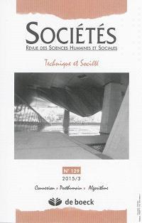 Sociétés. n° 129, Technique et société