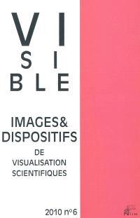 Visible. n° 6, Images et dispositifs de visualisation scientifiques : 2de partie, techniques de transformation et transformation des techniques