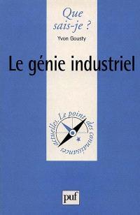 Le génie industriel