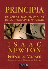 Principia : principes mathématiques de la philosophie naturelle