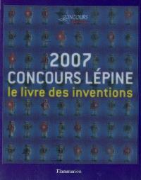Concours Lépine 2007, le livre des inventions
