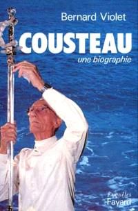 Cousteau, une biographie