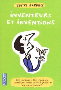 Inventeurs et inventions : tests express