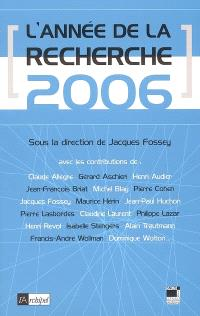 L'année de la recherche 2006