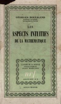 Les aspects intuitifs de la mathématique