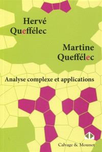 Analyse complexe et applications : cours et exercices