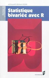 Statistique bivariée avec R