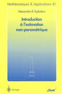 Introduction à l'estimation non-paramétrique