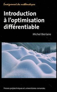 Introduction à l'optimisation différentiable