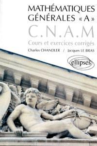 Mathématiques générales A, CNAM : cours et exercices corrigés