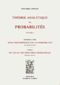 Théorie analytique des probabilités