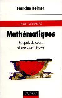 Mathématiques, les séries : rappels du cours et exercices résolus