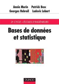 Bases de données et statistique