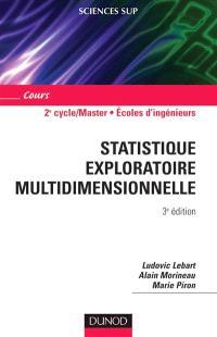 Statistique exploratoire multidimensionnelle : cours