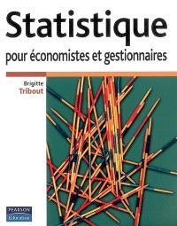 Statistique pour économistes et gestionnaires