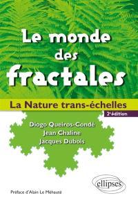 Le monde des fractales : la nature trans-échelles