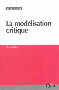 La modélisation critique