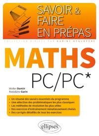 Maths PC-PC*