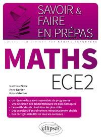 Maths ECE2