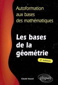 Les bases de la géométrie
