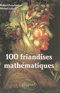 100 friandises mathématiques