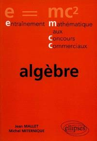 Algèbre, e = mc2