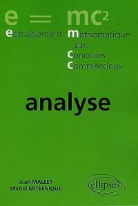 Analyse, e = mc2