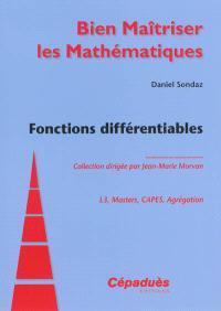 Fonctions différentiables : L3, masters, CAPES, agrégation