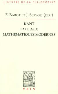 Kant face aux mathématiques modernes
