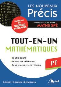 Mathématiques tout-en-un PT