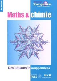 Maths et chimie : des liaisons insoupçonnées