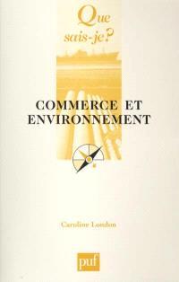 Commerce et environnement