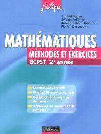 Mathématiques : méthodes et exercices BCPST 2e année