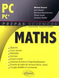 Mathématiques PC, PC*