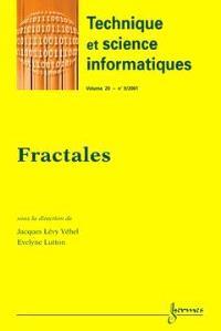 Technique et science informatiques. n° 9 (2001), Fractales