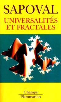Universalités et fractales