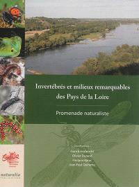 Invertébrés et milieux remarquables des Pays de la Loire : promenade naturaliste