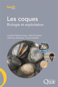 Les coques : biologie et exploitation