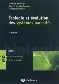 Ecologie et évolution des systèmes parasités : cours
