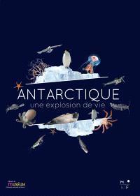 Antarctique : une explosion de vie